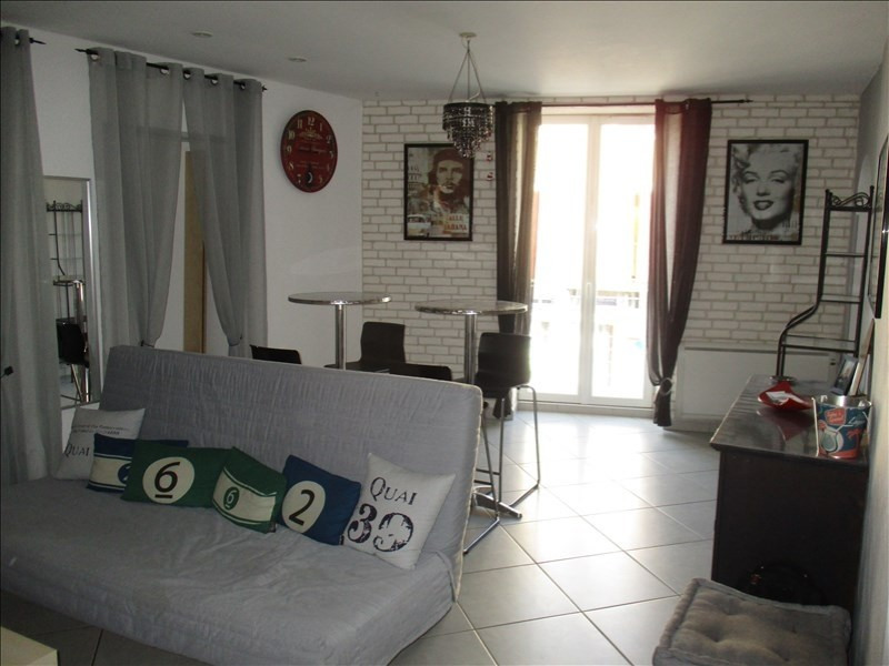 Vente appartement Chatte 96 000€ - Photo 1