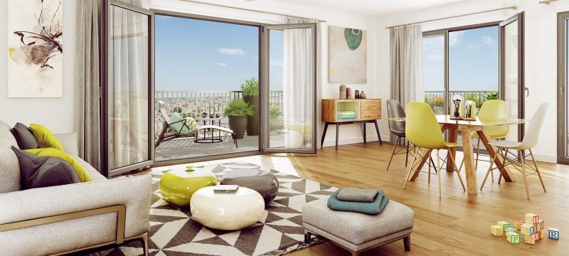 New home sale program Aubervilliers  - Picture 1
