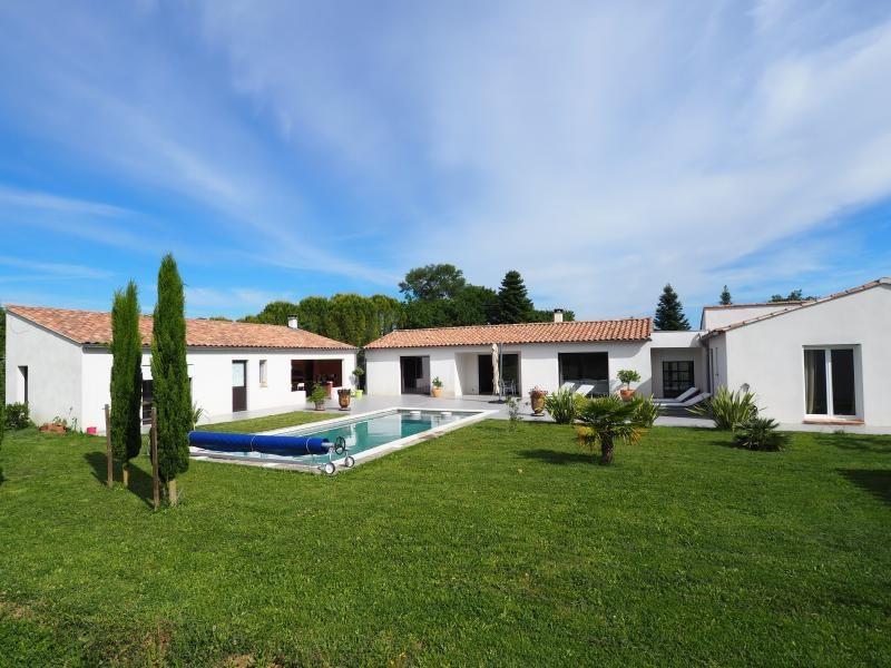 Vente maison / villa Lussan 442000€ - Photo 1