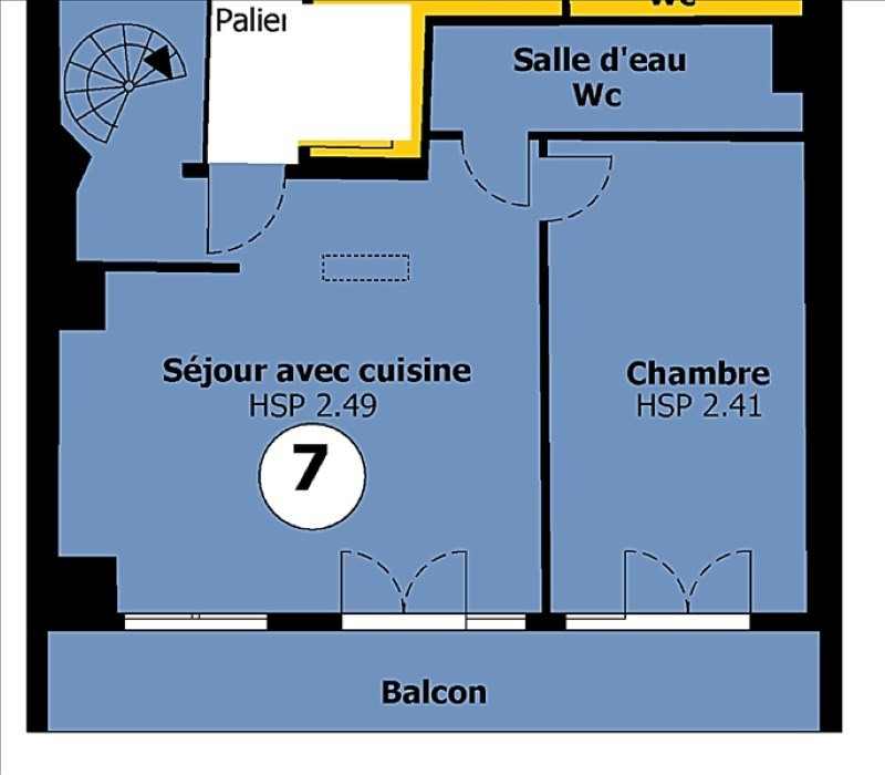 Vente appartement Montreuil 185000€ - Photo 6