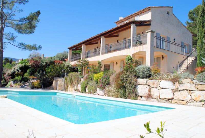 Venta de prestigio  casa Fayence 745000€ - Fotografía 1