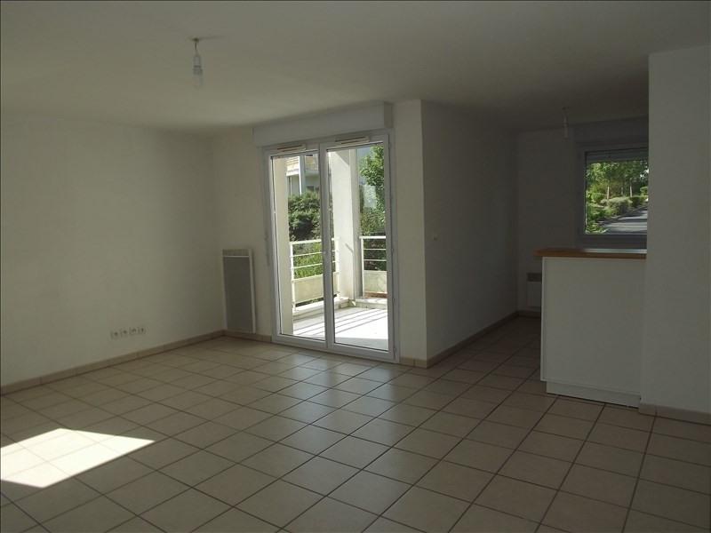 Rental apartment Vendome 500€ CC - Picture 1