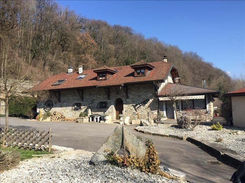 Deluxe sale house / villa Vetraz monthoux 1260000€ - Picture 1