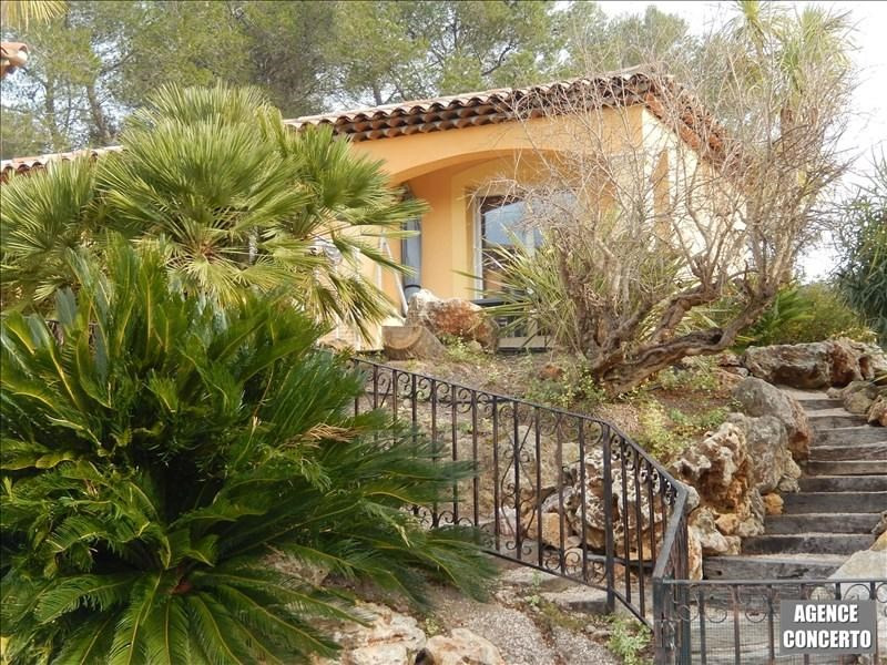 Verkauf von luxusobjekt haus Roquebrune sur argens 840000€ - Fotografie 6