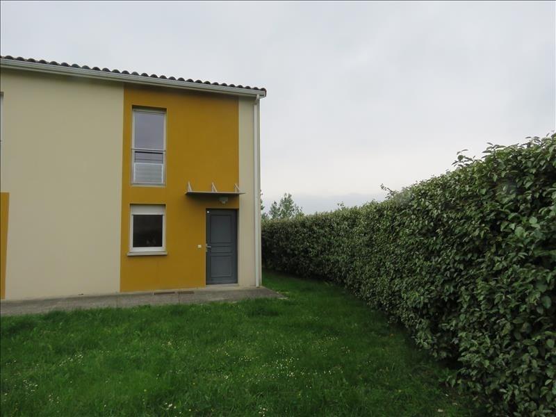 Vente maison / villa St lys 142500€ - Photo 1