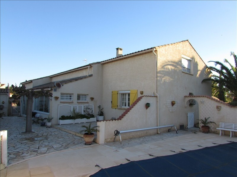 Vente maison / villa Serignan 510 000€ - Photo 1