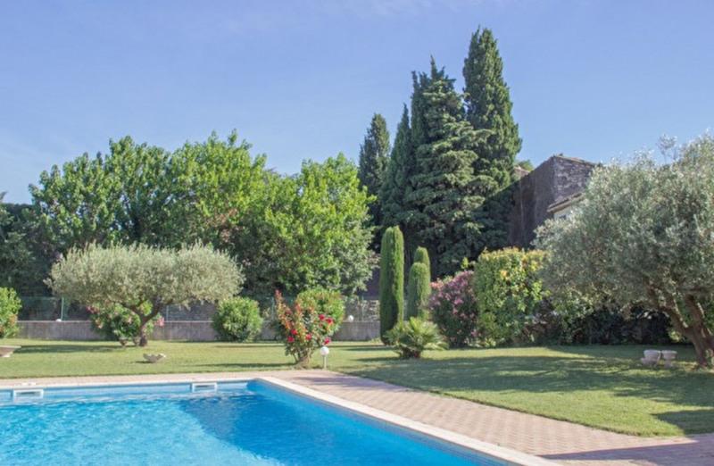 Vente maison / villa Marguerittes 393000€ - Photo 1