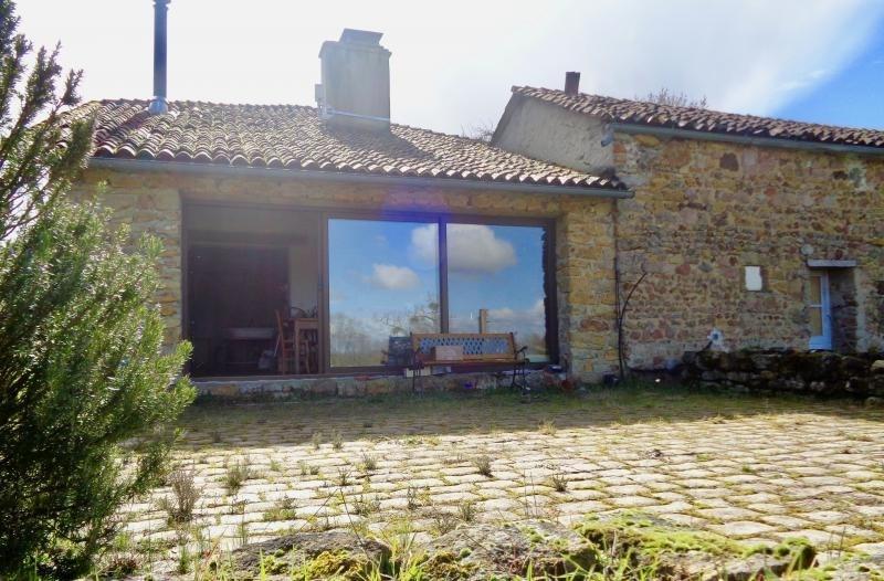 Sale house / villa Lussac les chateaux 199000€ - Picture 1