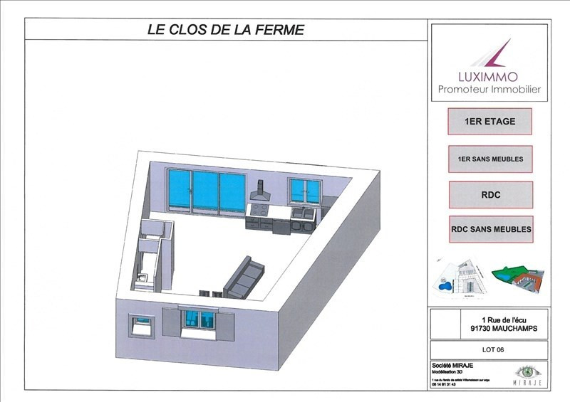 Sale apartment Arpajon 190000€ - Picture 4