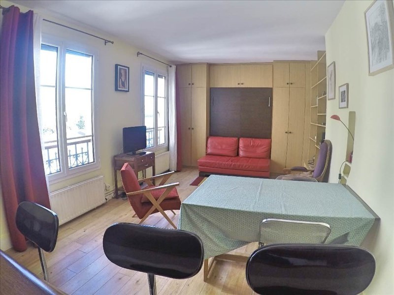 Sale apartment Paris 18ème 535 000€ - Picture 2