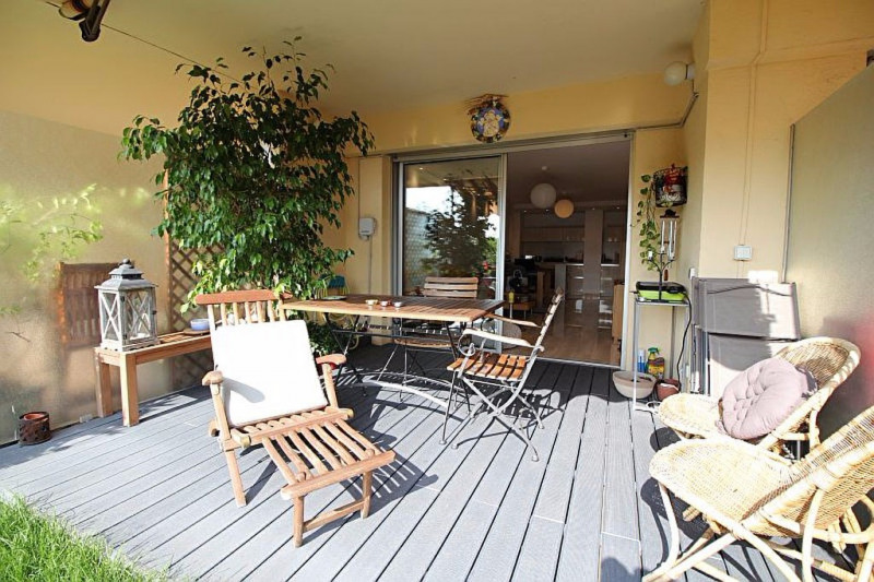Sale apartment Nice 428 000€ - Picture 1