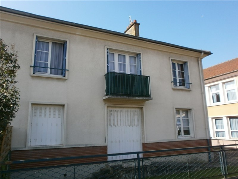 Sale apartment Villers cotterets 109000€ - Picture 1