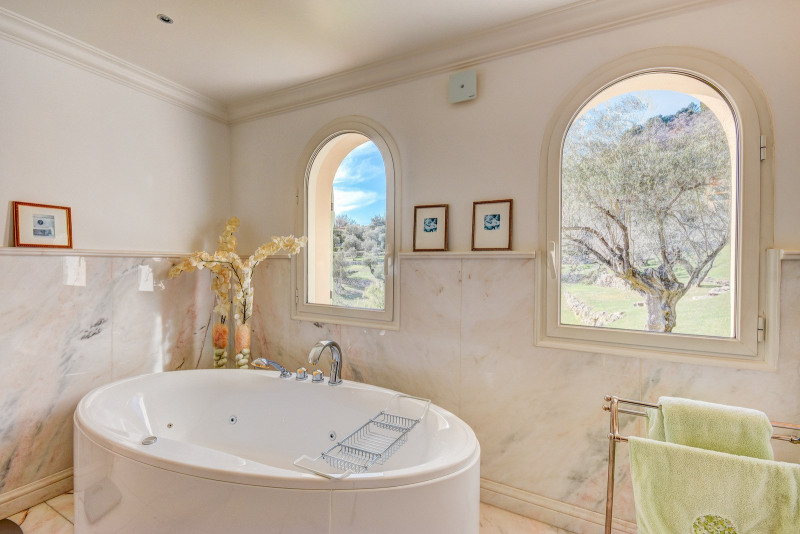 Immobile residenziali di prestigio casa Fayence 2700000€ - Fotografia 32