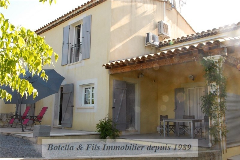 Vente maison / villa Goudargues 540 000€ - Photo 7