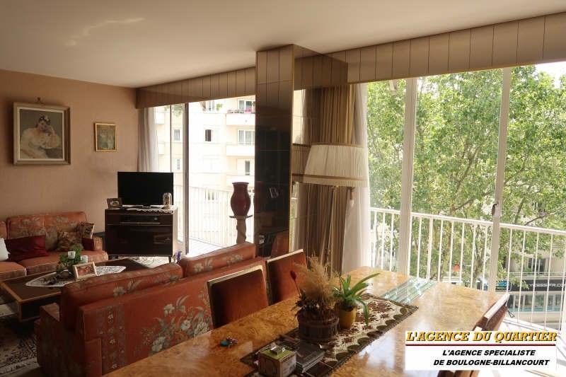 Venta  apartamento Boulogne billancourt 660000€ - Fotografía 2