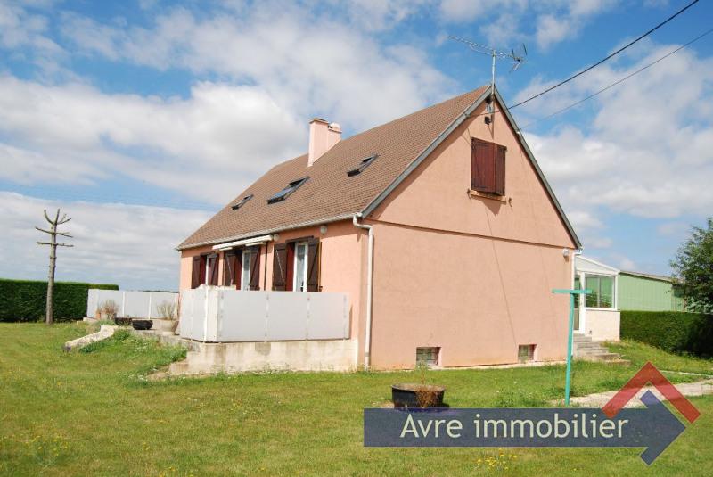 Sale house / villa Verneuil d avre et d iton 157000€ - Picture 13