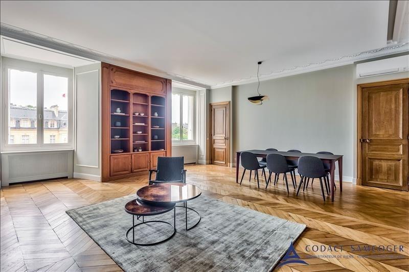 Rental apartment Paris 8ème 7000€ CC - Picture 2