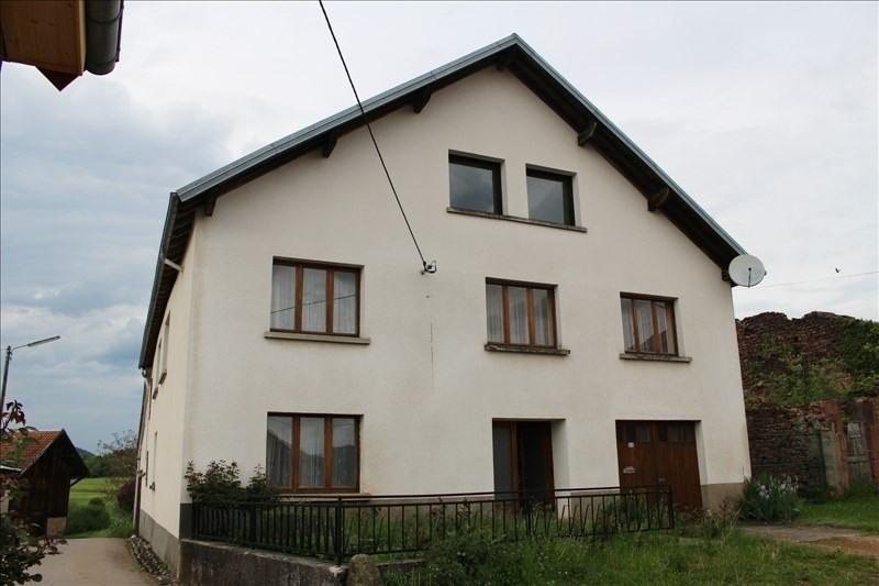 Sale house / villa Menil de senones 126500€ - Picture 1