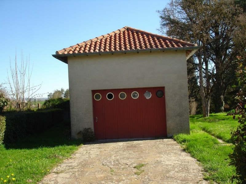 Vendita casa Mirandol bourgnounac 318000€ - Fotografia 13