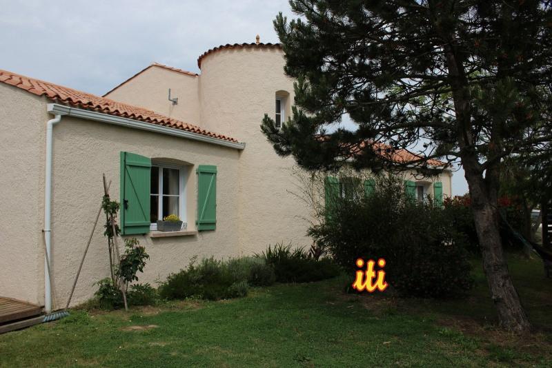 Vente maison / villa Chateau d olonne 336000€ - Photo 1