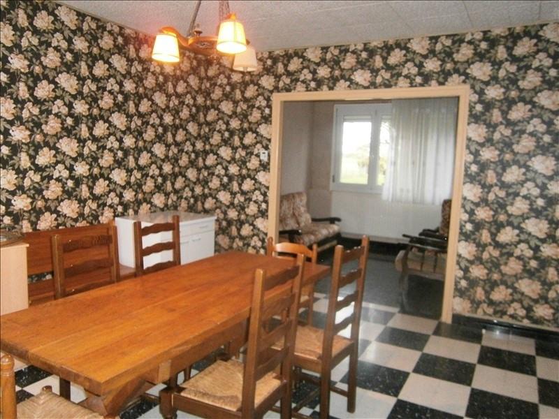 Sale house / villa Peronne 101000€ - Picture 3