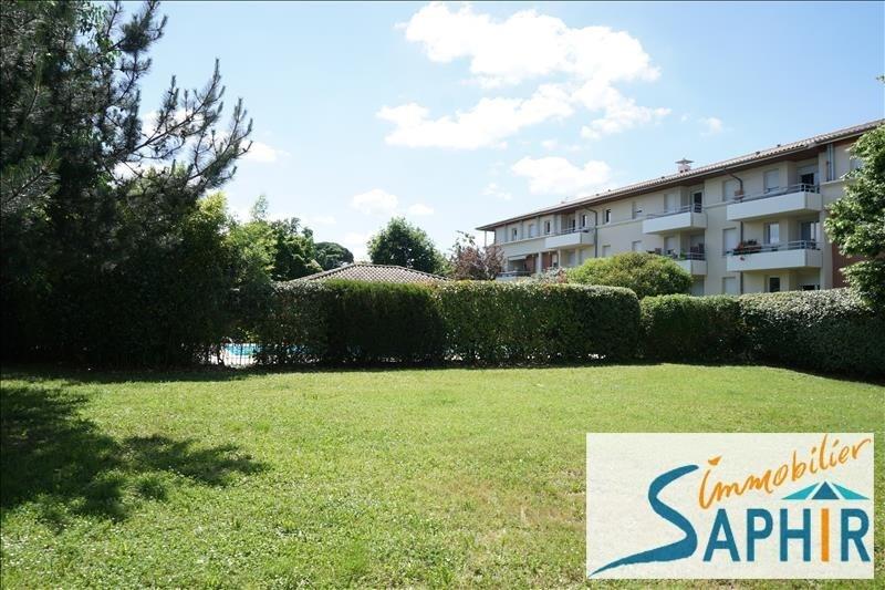 Vente appartement Toulouse 116600€ - Photo 7