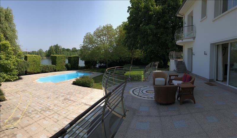 Vente de prestige maison / villa Poissy 2575000€ - Photo 4