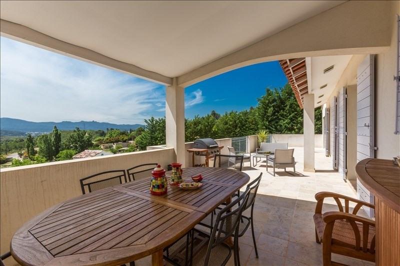 Deluxe sale house / villa Aix en provence 850000€ - Picture 3