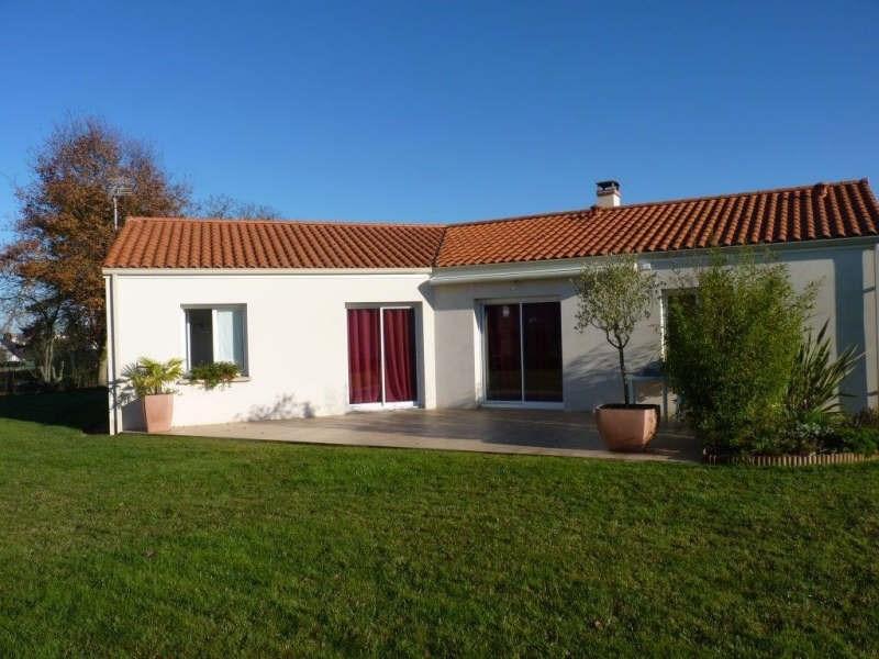 Rental house / villa St lezin 670€ CC - Picture 1