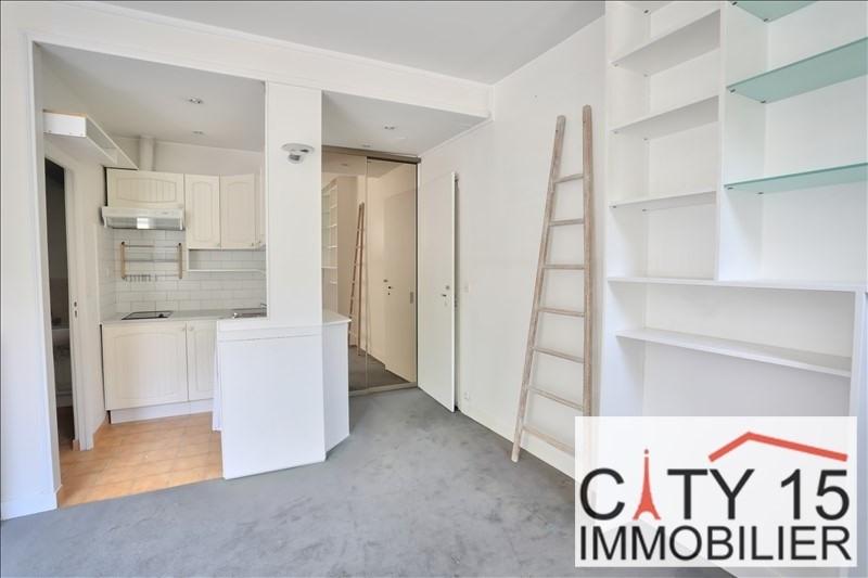 Venta  apartamento Paris 15ème 297000€ - Fotografía 7