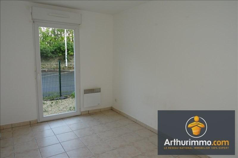 Rental apartment St brieuc 350€ CC - Picture 5