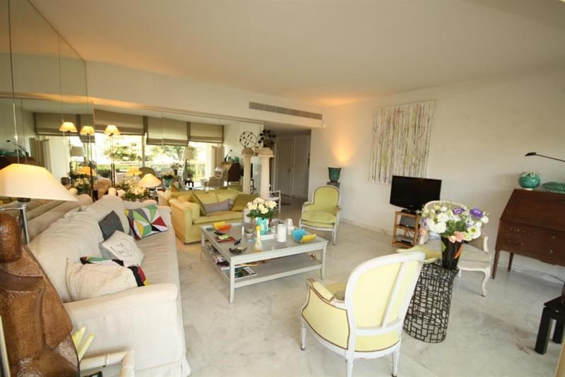 Location vacances appartement Cap d antibes  - Photo 2