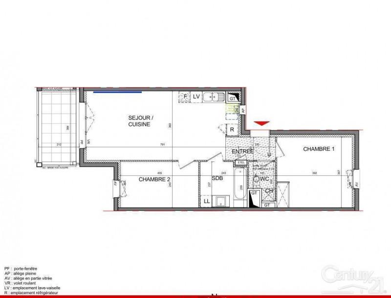 Vente appartement Dardilly 292500€ - Photo 1