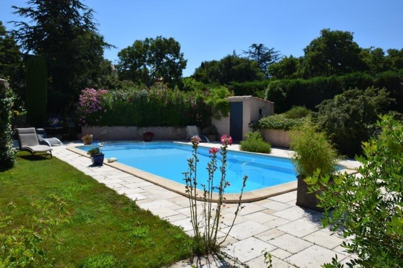 Vente de prestige maison / villa Eguilles 826000€ - Photo 8
