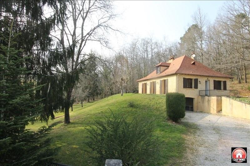 Sale house / villa Queyssac 214000€ - Picture 2