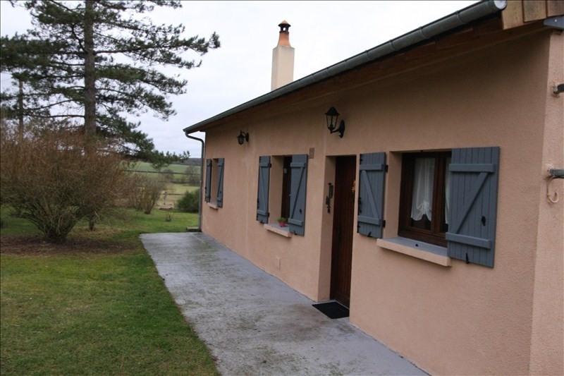Vente maison / villa La neuve lyre 133000€ - Photo 2