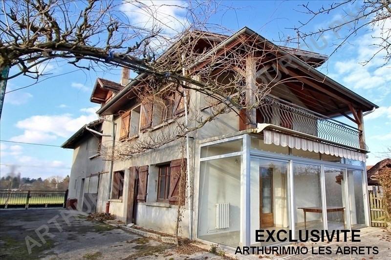 Sale house / villa Le pont de beauvoisin 110000€ - Picture 1