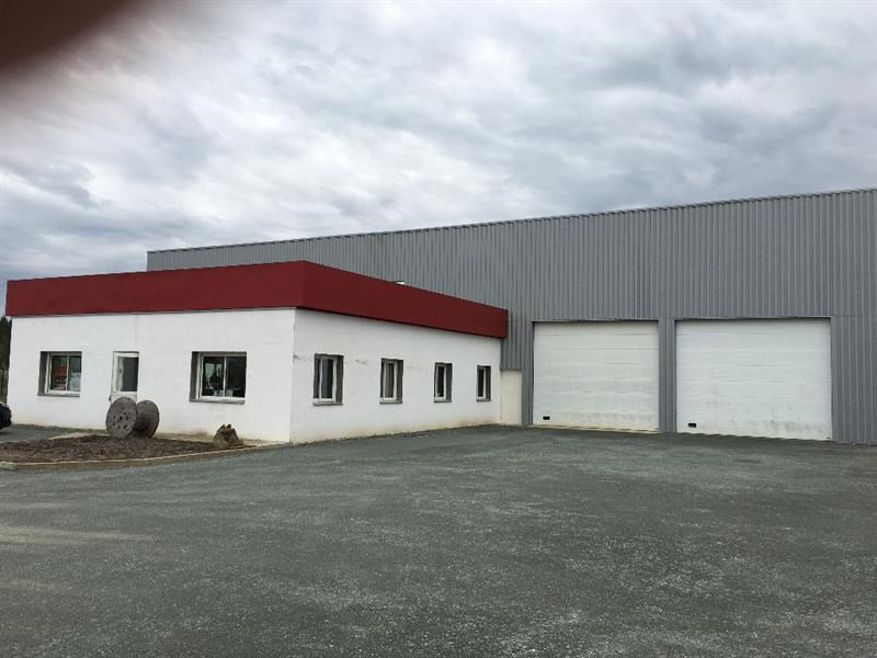 Location Local d'activités / Entrepôt Saucats 0