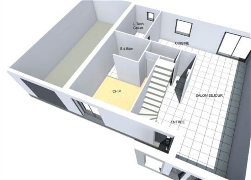 """Modèle de maison  """"Modèle CORUS"""" à partir de 6 pièces Marne par VILLACREA"""