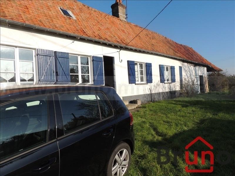 Sale house / villa Ponthoile 168000€ - Picture 1