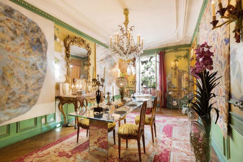 Revenda residencial de prestígio apartamento Paris 8ème 3990000€ - Fotografia 4