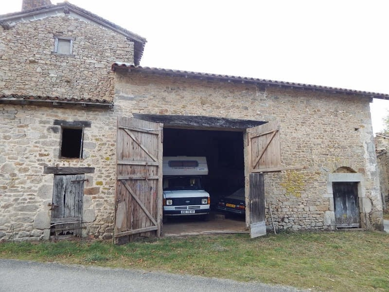 Vente maison / villa Chamboret 60 000€ - Photo 1