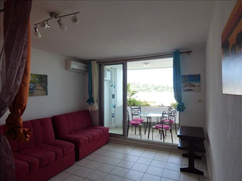 Rental apartment St gilles les bains 690€ CC - Picture 3