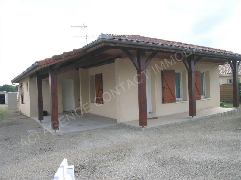 Location maison / villa St martin d oney 680€ CC - Photo 9