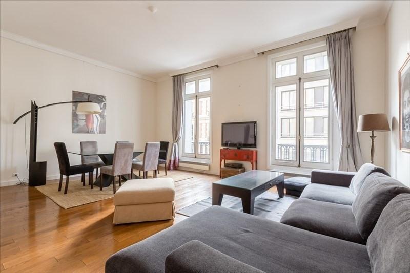 Vente de prestige appartement Paris 16ème 1505000€ - Photo 2