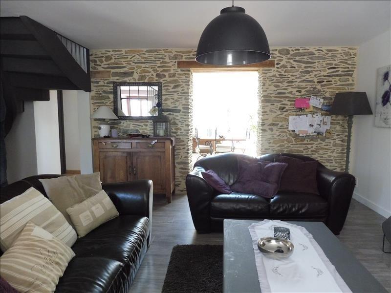 Vente maison / villa Uzel 169000€ - Photo 5