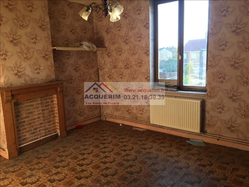 Vente maison / villa Carvin 86 000€ - Photo 4