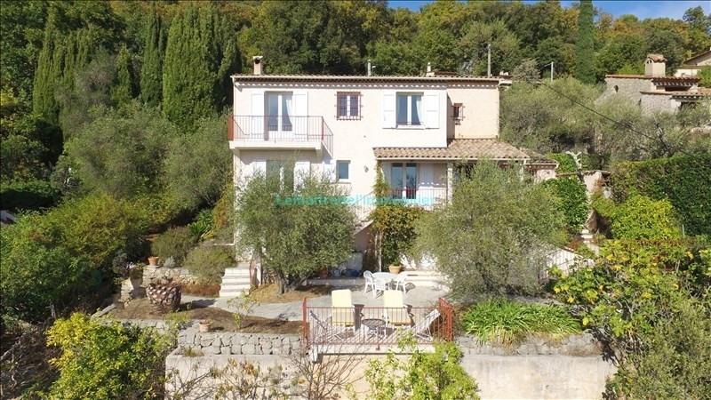 Vente maison / villa Speracedes 520000€ - Photo 1