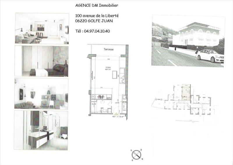 Investimento apartamento Nice 200000€ - Fotografia 1