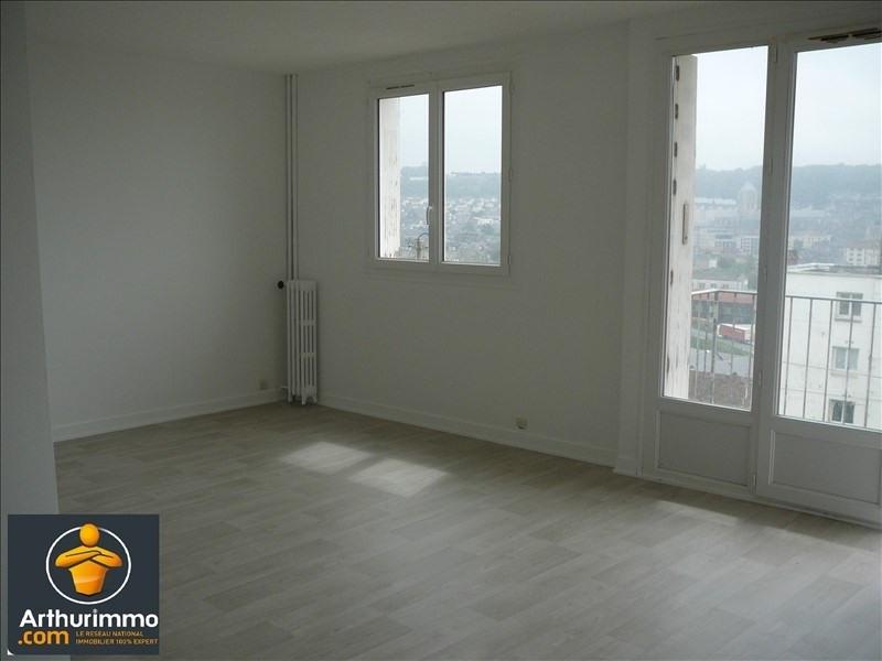 Location appartement Fecamp 575€ CC - Photo 1